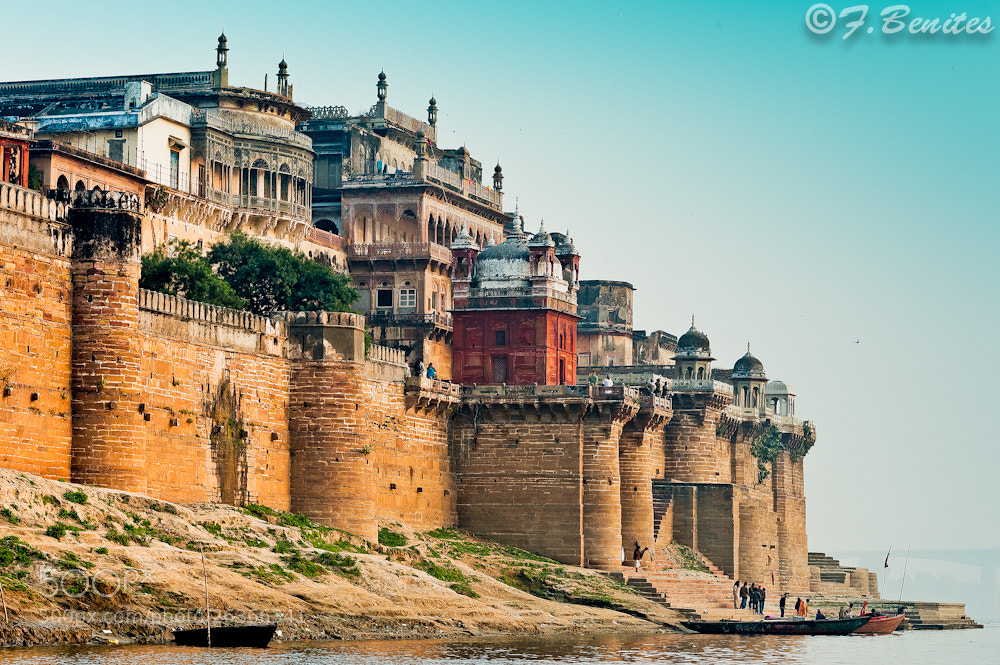 Photograph Varanasi Fort by Fabio  Benites on 500px