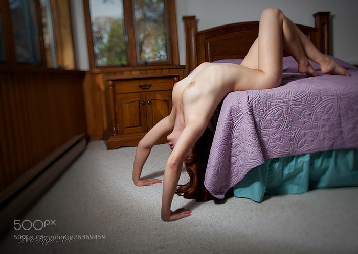 Photograph BENT OVER by Digi Ronin on 500px