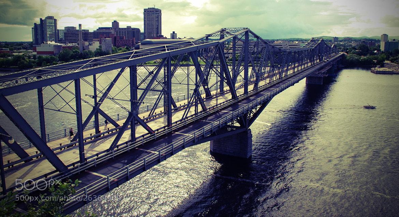 Photograph The Bridge by Jarek Stroka on 500px