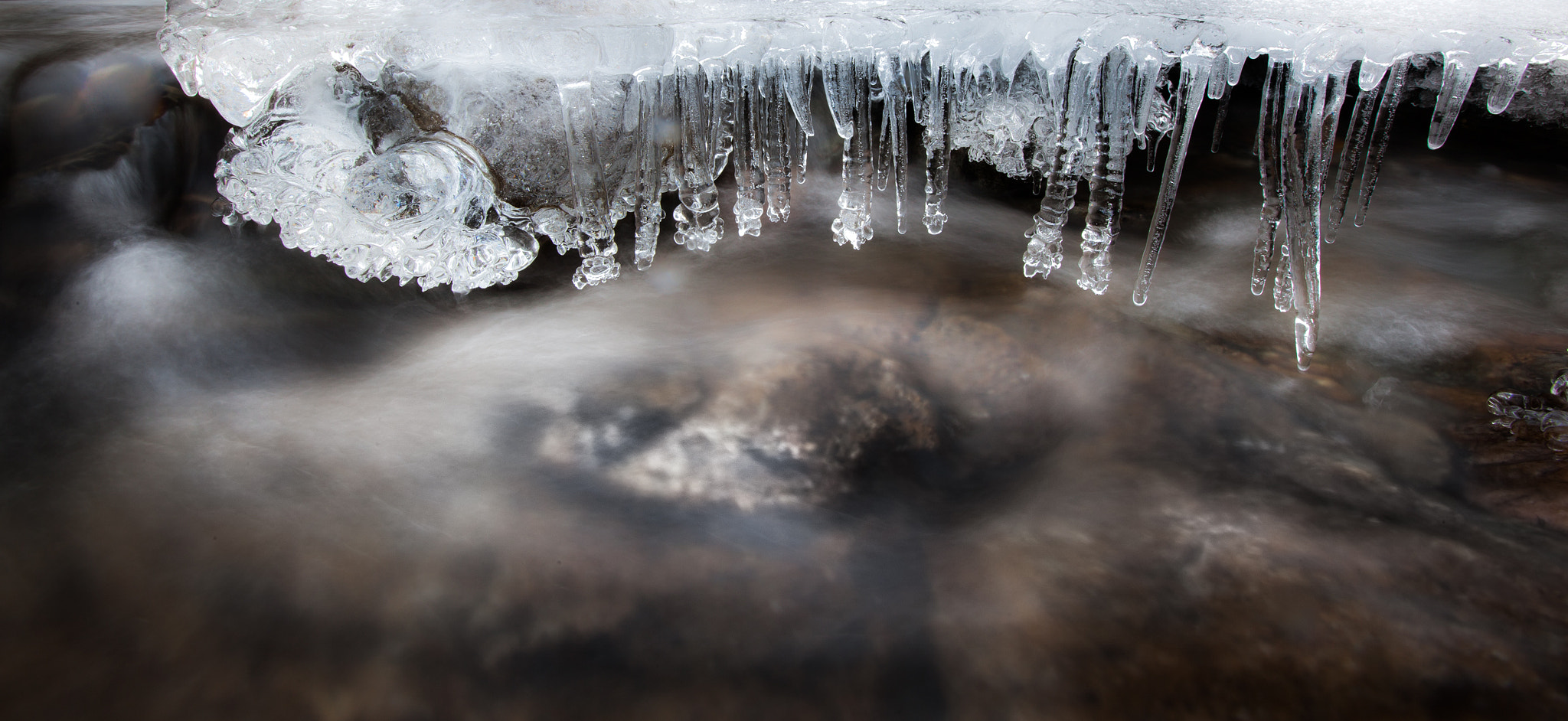 Photograph Ice and river by Bjarte Haugland on 500px