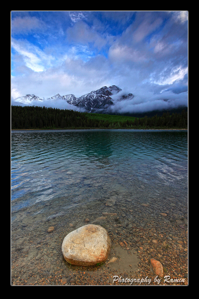 Photograph Patricia Lake , Jasper by Photography by Ramin  on 500px
