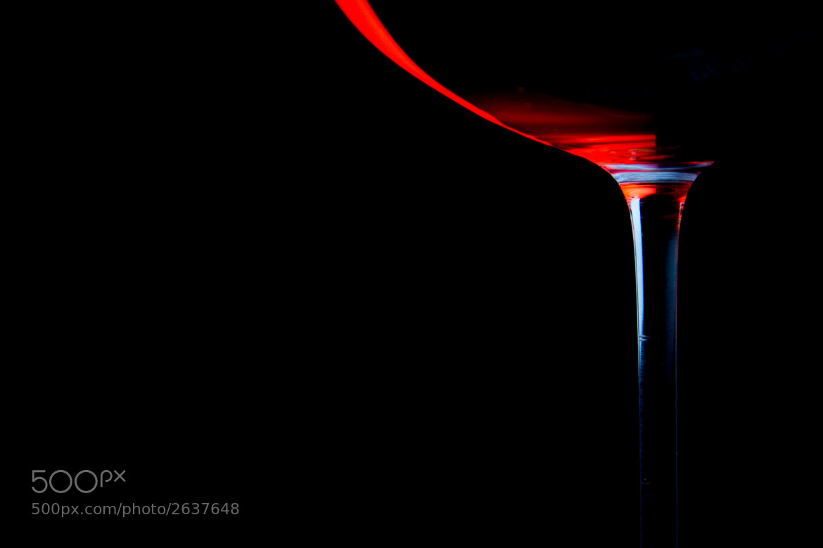 Photograph Wine Glass by Darek Markiewicz on 500px