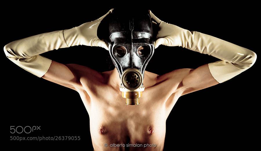 Photograph Mask by Alberto Simalan on 500px