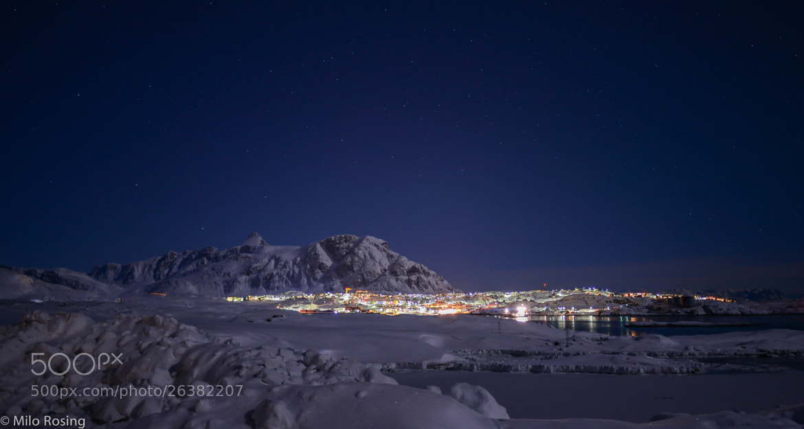 Photograph Sisimiut by Milo Rosing on 500px