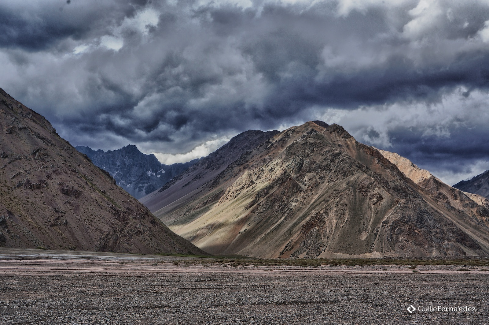 Photograph Embalse El Yeso by Guillermo Fernandez Brombley on 500px