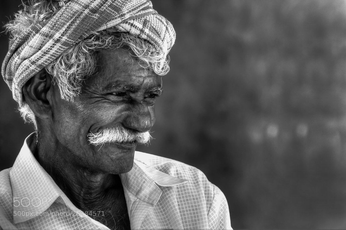 Photograph Smile for a While by Pradeep BR on 500px