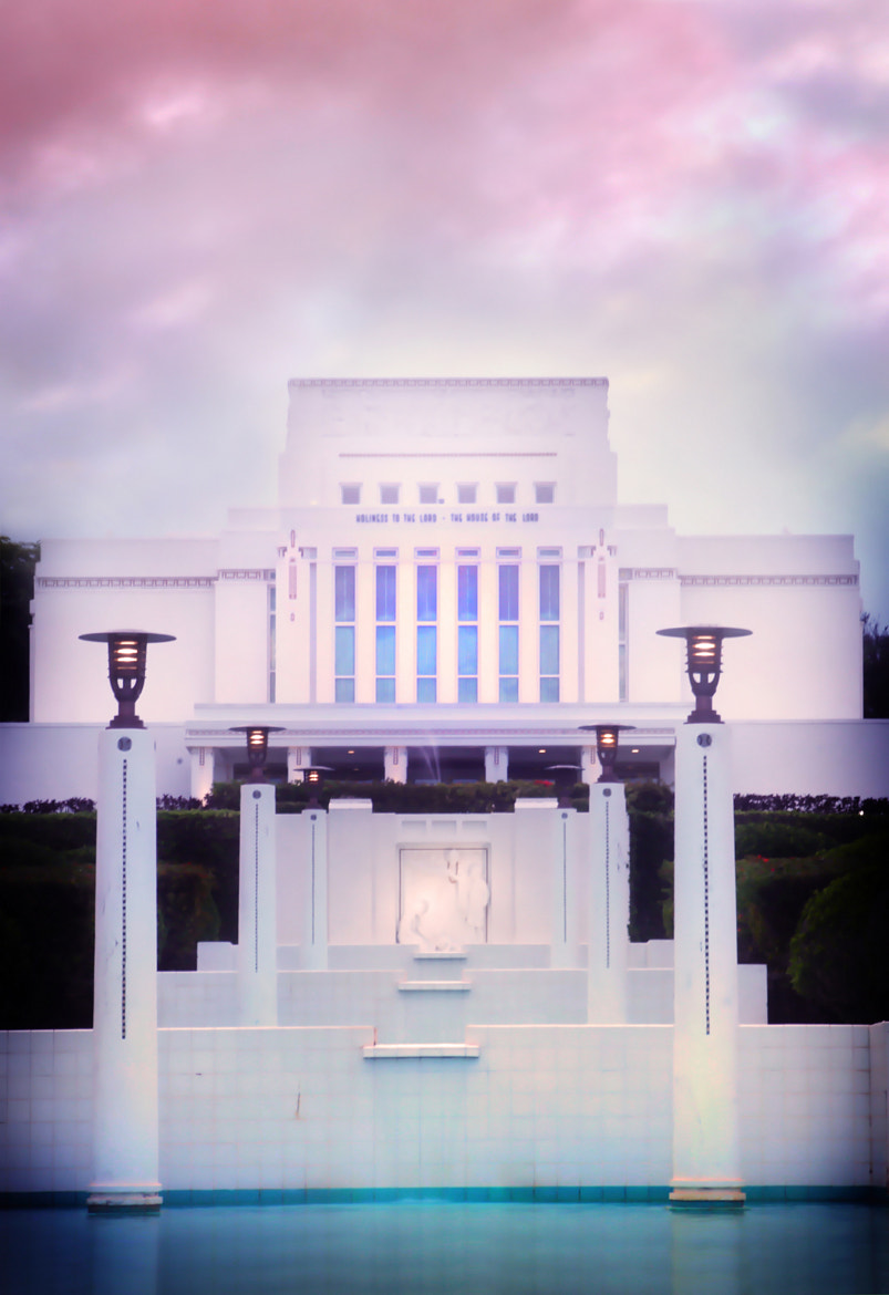 Photograph Laie, Hawai'i Temple by Laura Bellamy on 500px