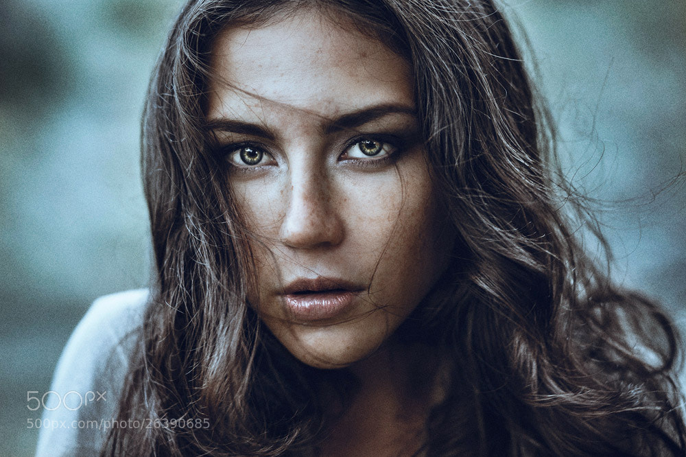Photograph Marisha by Alexandr Sergeev on 500px