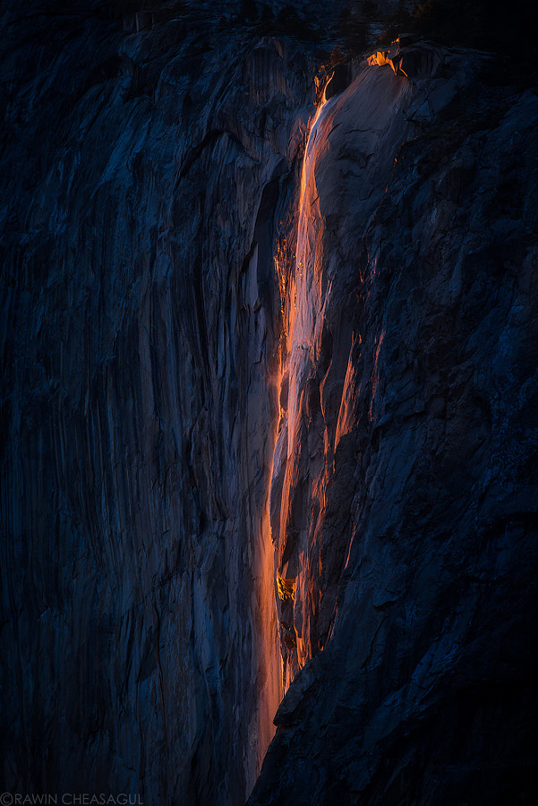 Firefalls by Rawin Cheasagul on 500px.com