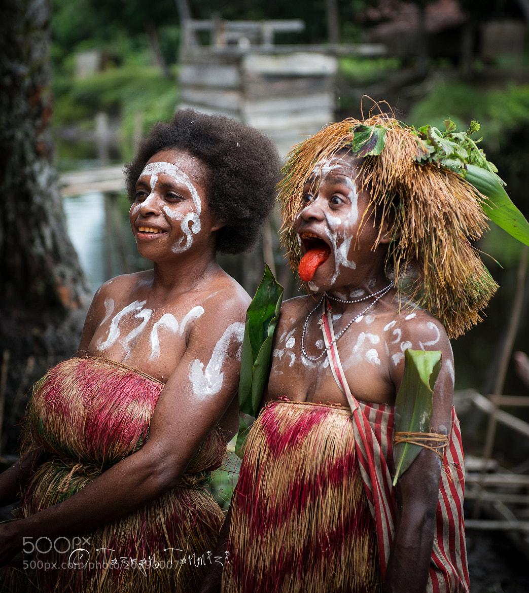 Photograph Papua women by Tazran Tanmizi on 500px