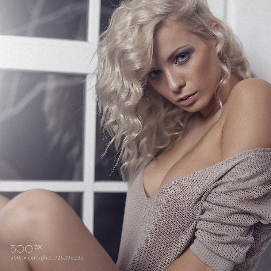 Photograph Kat by Serg Ivanov on 500px