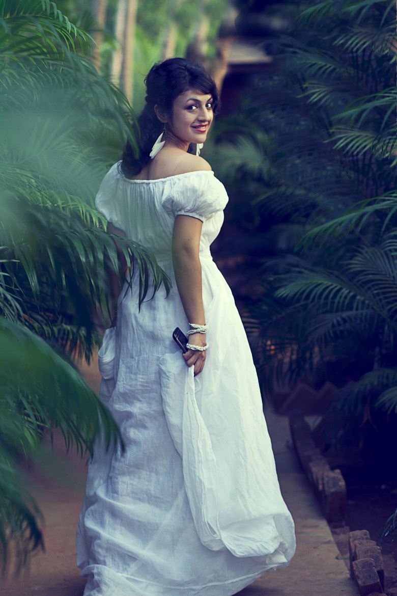 Photograph White Gown by Mamatha M on 500px