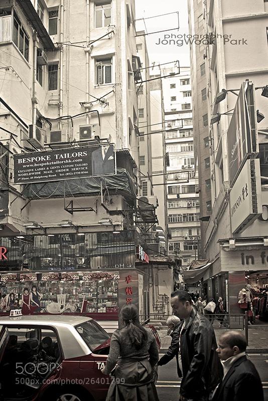 Photograph Tsim Sha Tsui  by Joshua Park on 500px