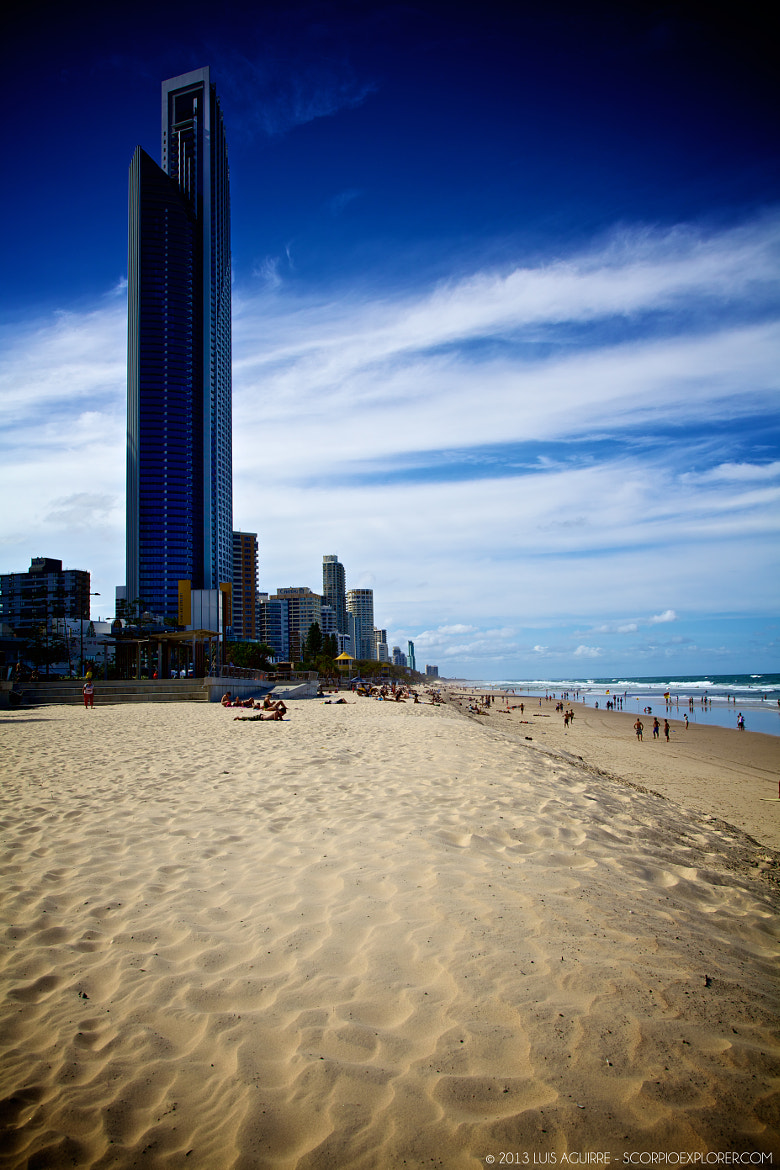 Photograph Surfers Paradise by Luis Aguirre on 500px