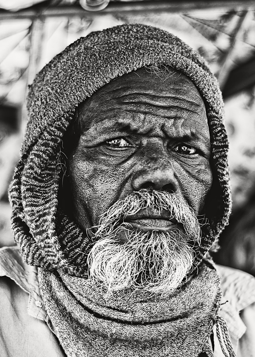 Photograph Hint of Old Age - The Look  by Rajdeep Das on 500px