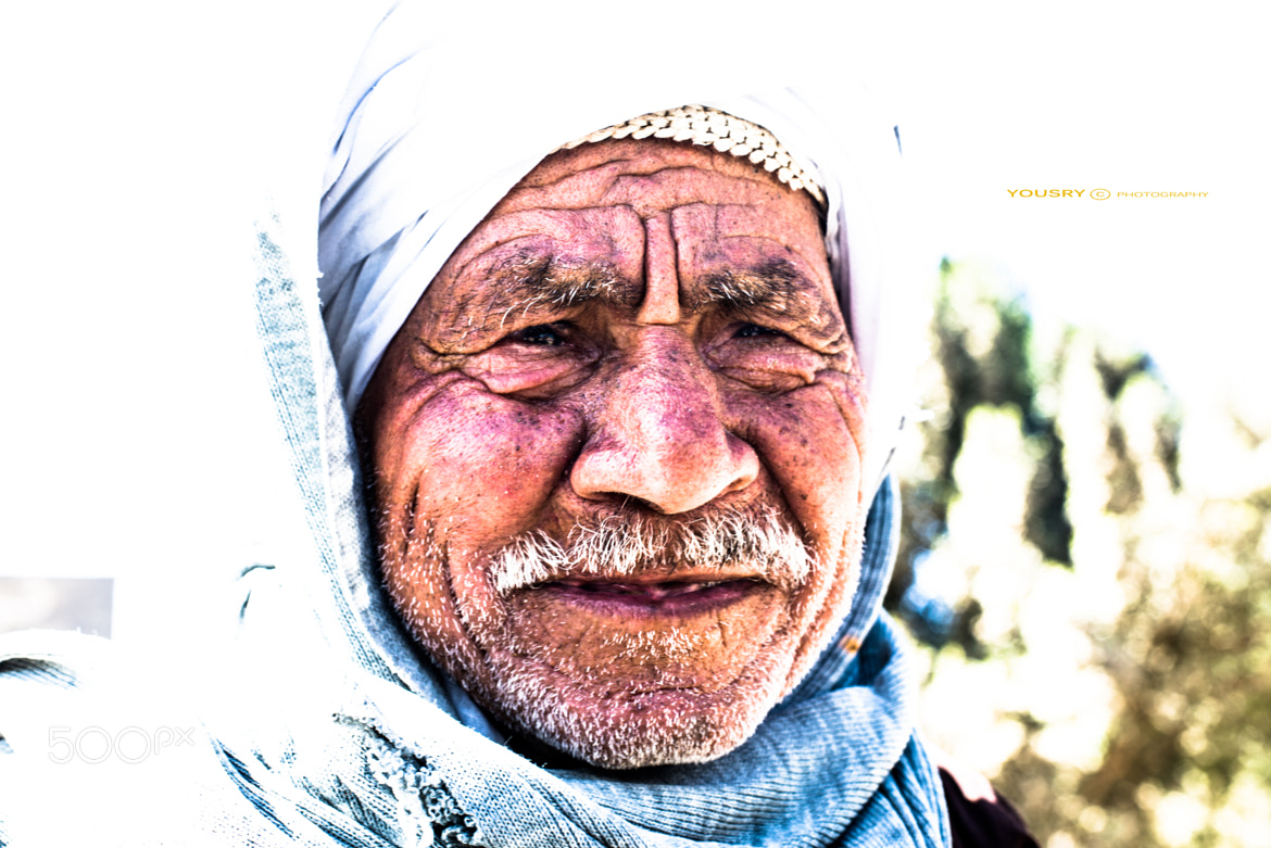 Photograph Mr.Old Man by Mohamed Yousry on 500px