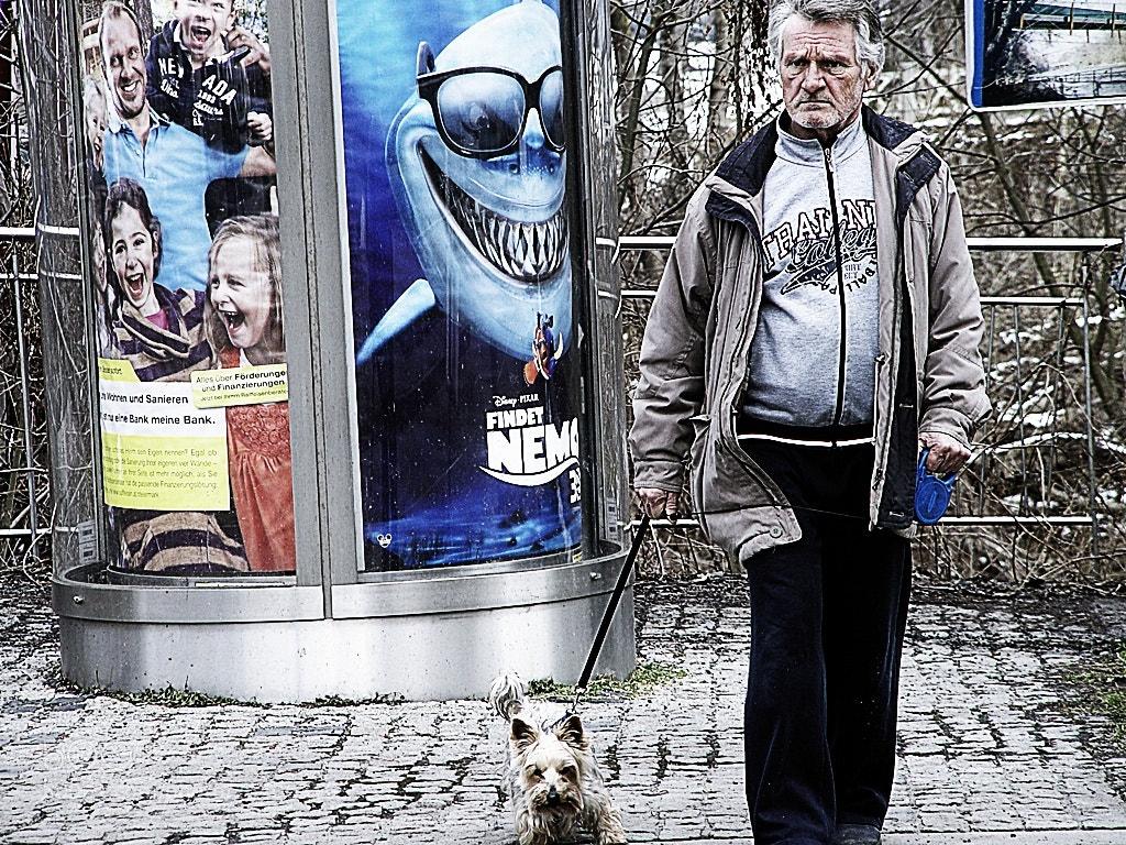 Photograph Walking the dog by Deva Eva on 500px