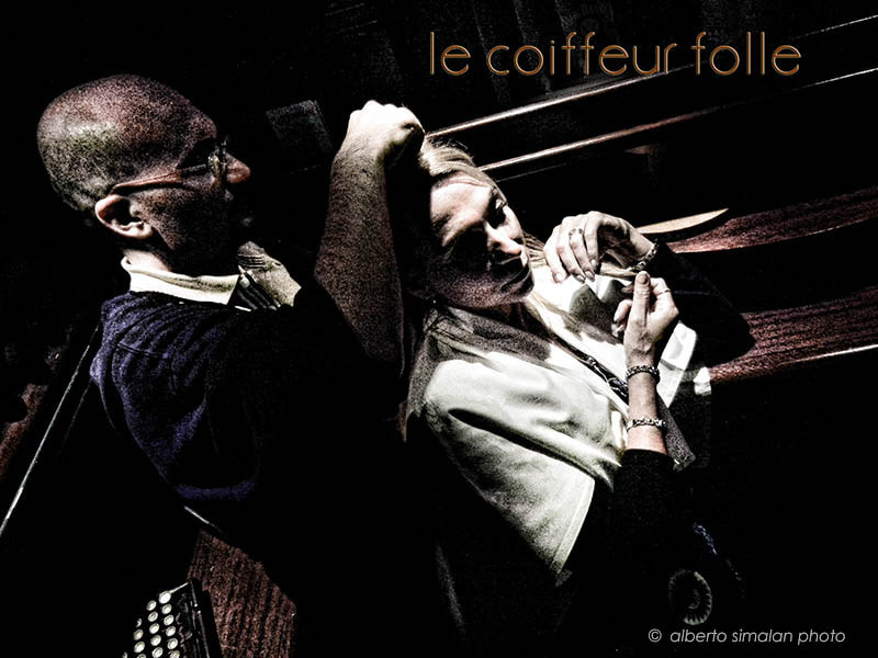 Photograph Le coiffeur folle by Alberto Simalan on 500px