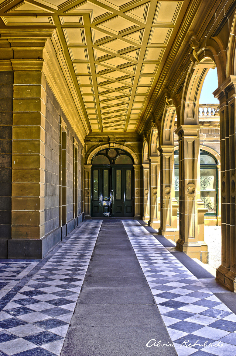 Photograph Werribee Mansion - 02 by Alvin Rebulado on 500px