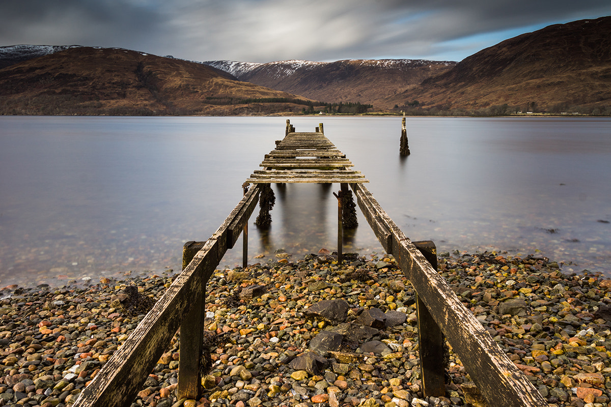 Photograph Loch Linnhe  by James Grant on 500px