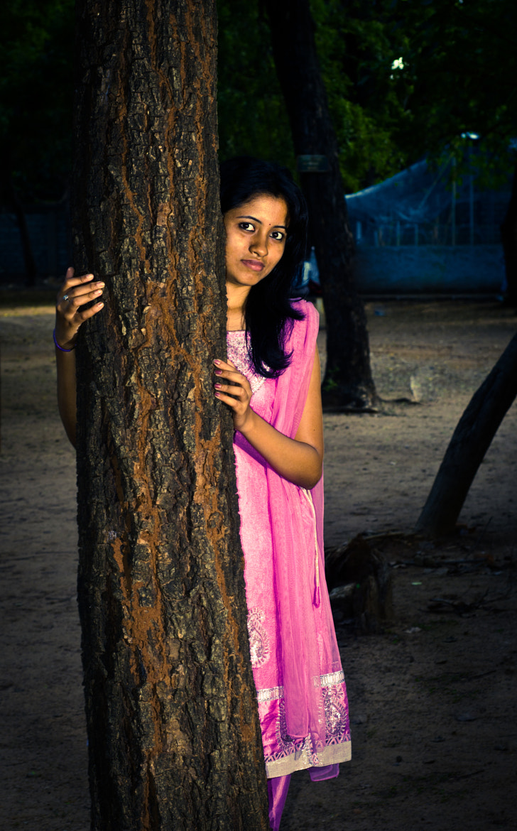 Photograph she by Aravindh Ganesh on 500px