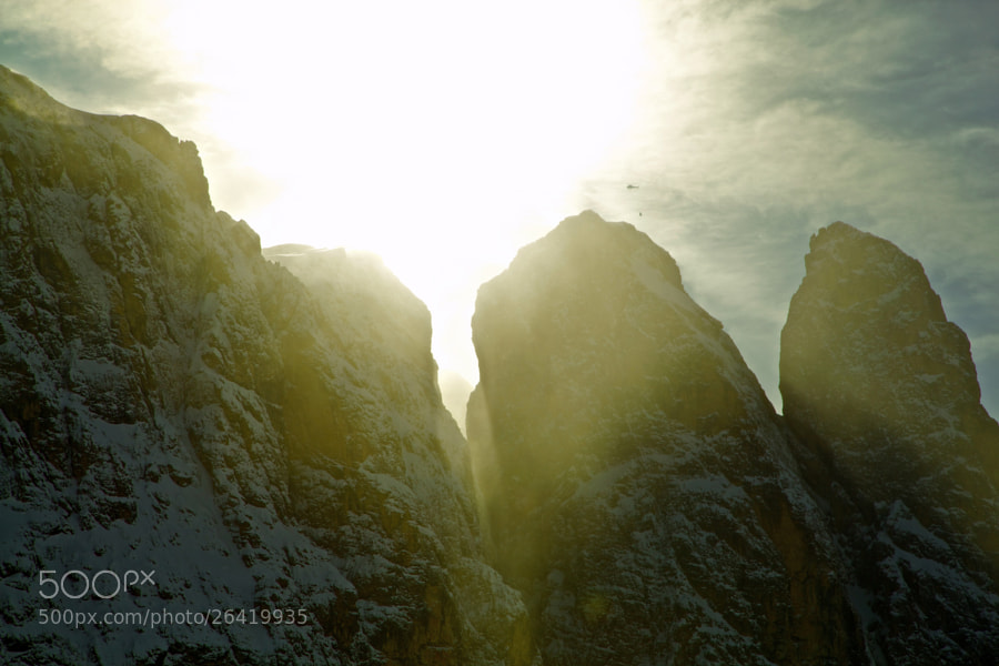 Photograph sunny rock :3) by Too Awful :) on 500px