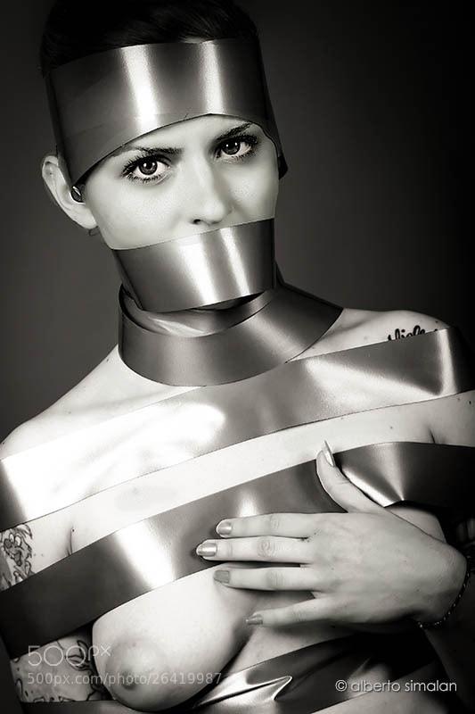 Photograph Metal by Alberto Simalan on 500px