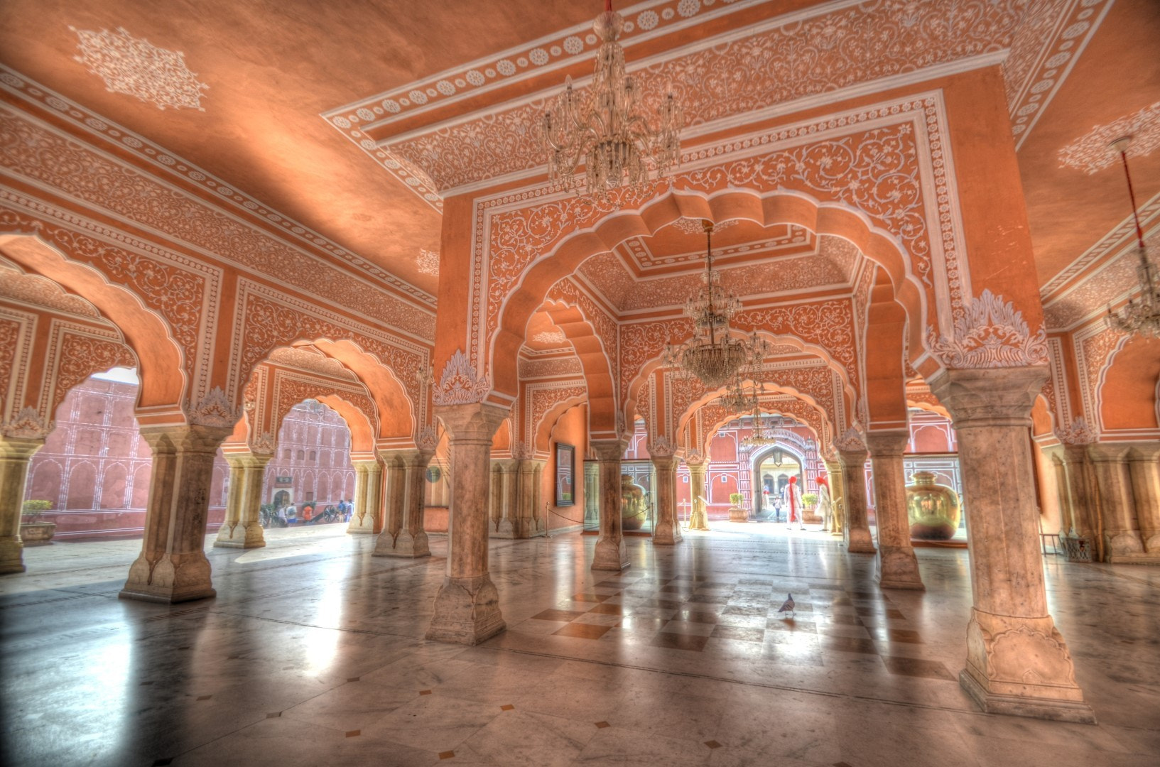 Photograph Jaipur Palace by Claudia Gadea on 500px
