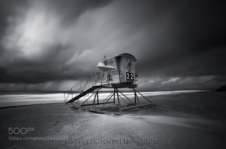 Photograph Tonal Twenty Two - Ponto Beach by Steve Skinner on 500px