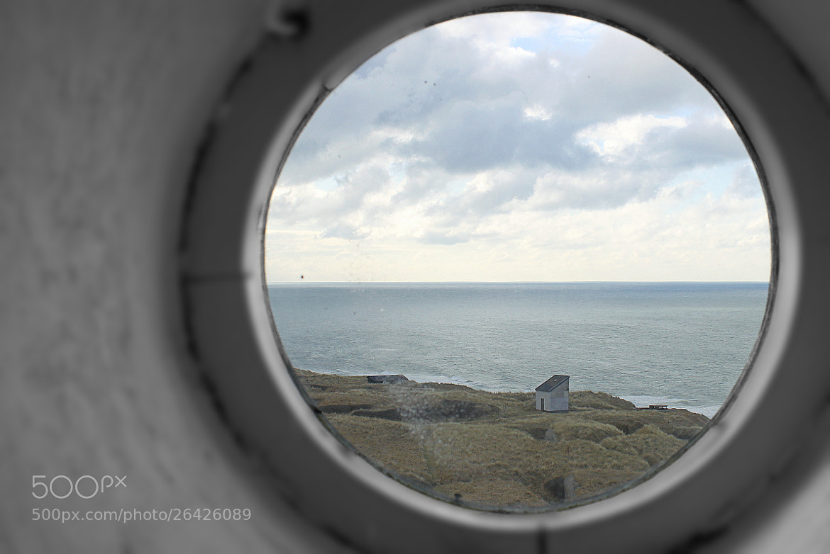 Photograph Life through a porthole by Nikolai Alex Petersen on 500px
