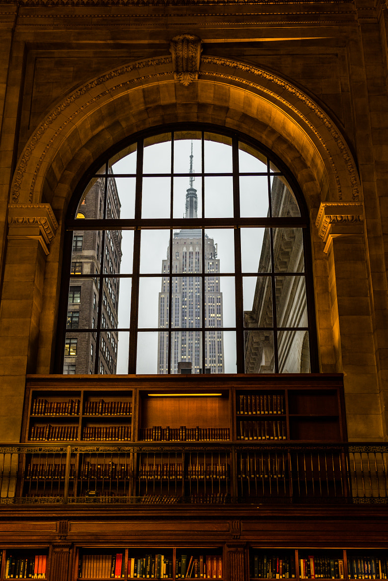 Photograph ESB from NYPL by Bradley Aldridge on 500px