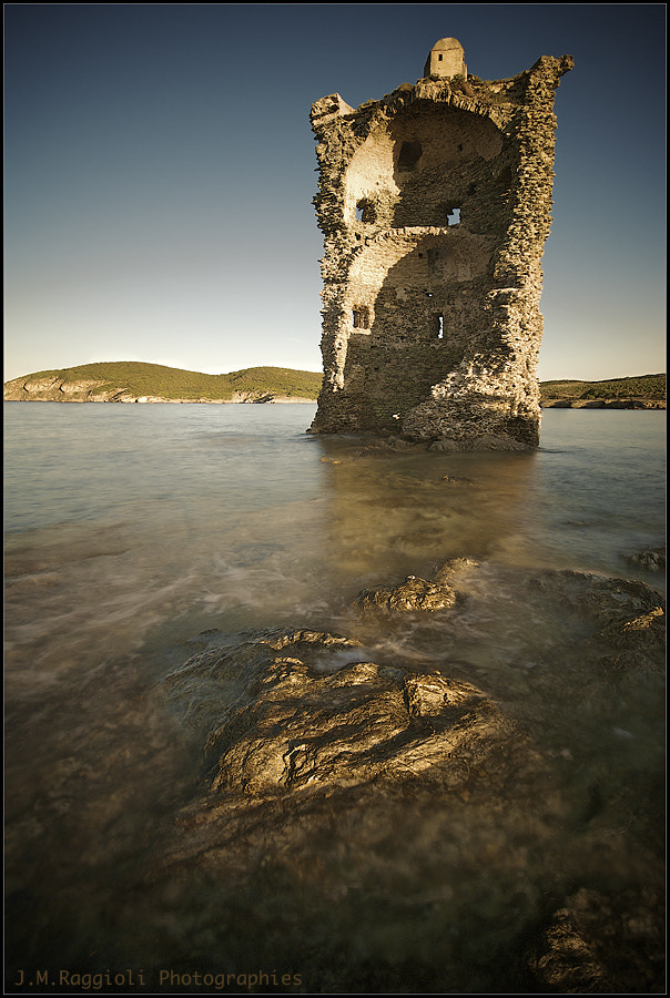 Photograph The Lost Tower II by Jean-Michel Raggioli on 500px