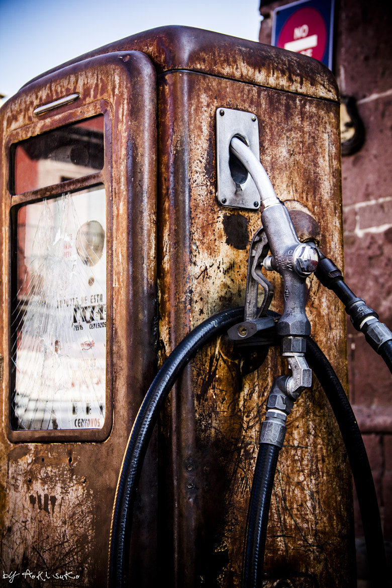 "Photograph ""Fuel"" by Juan Salvador Fernández Tamayo on 500px"