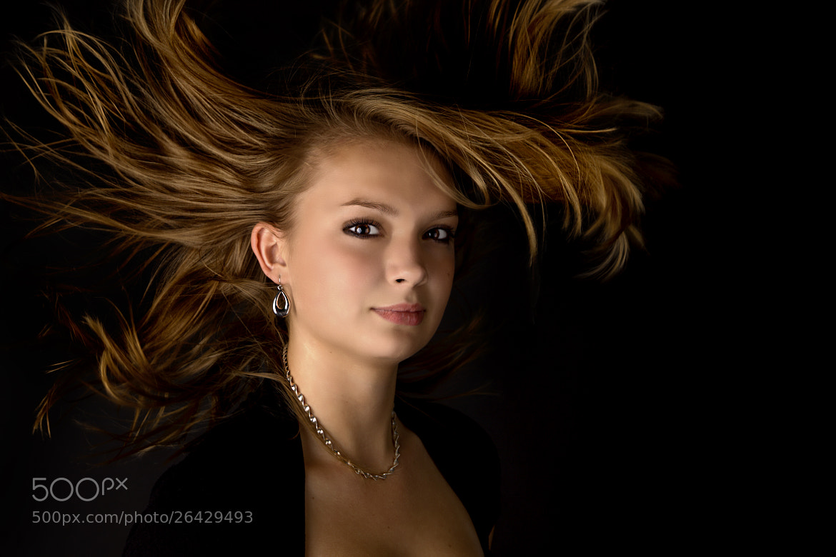 Photograph Niece Suzan by Jan Gabriels on 500px