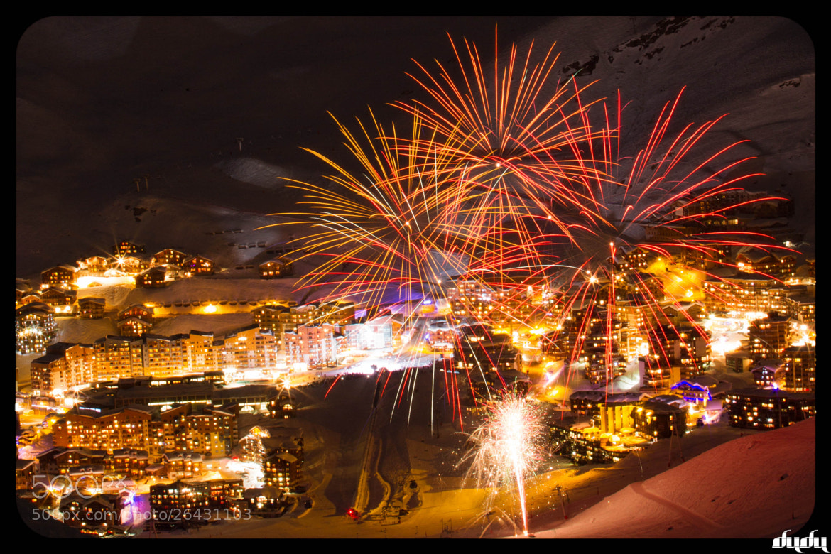 Photograph fireworks by Romain Dudu Dujean on 500px