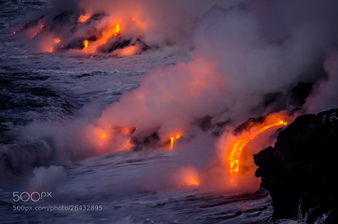 Photograph Lava waves by Stefan Ernst on 500px