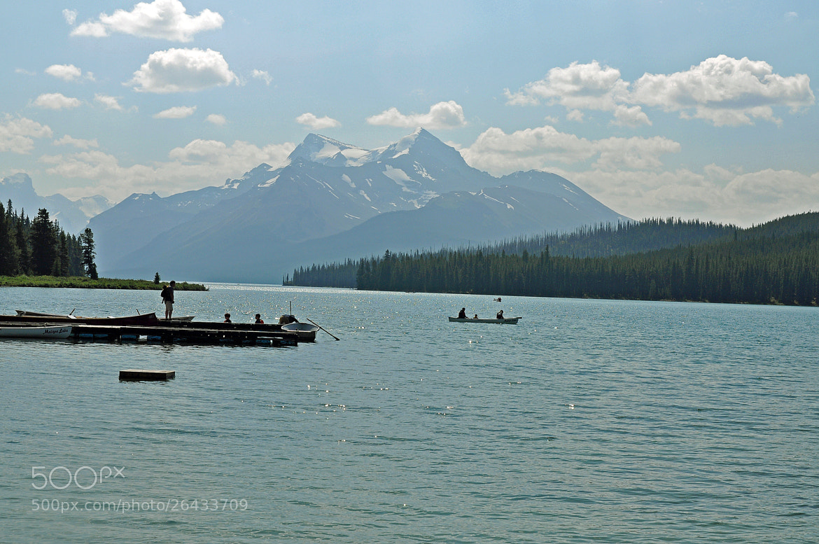 Photograph Beauty of Maligne Lake  by Jozie Klaas on 500px