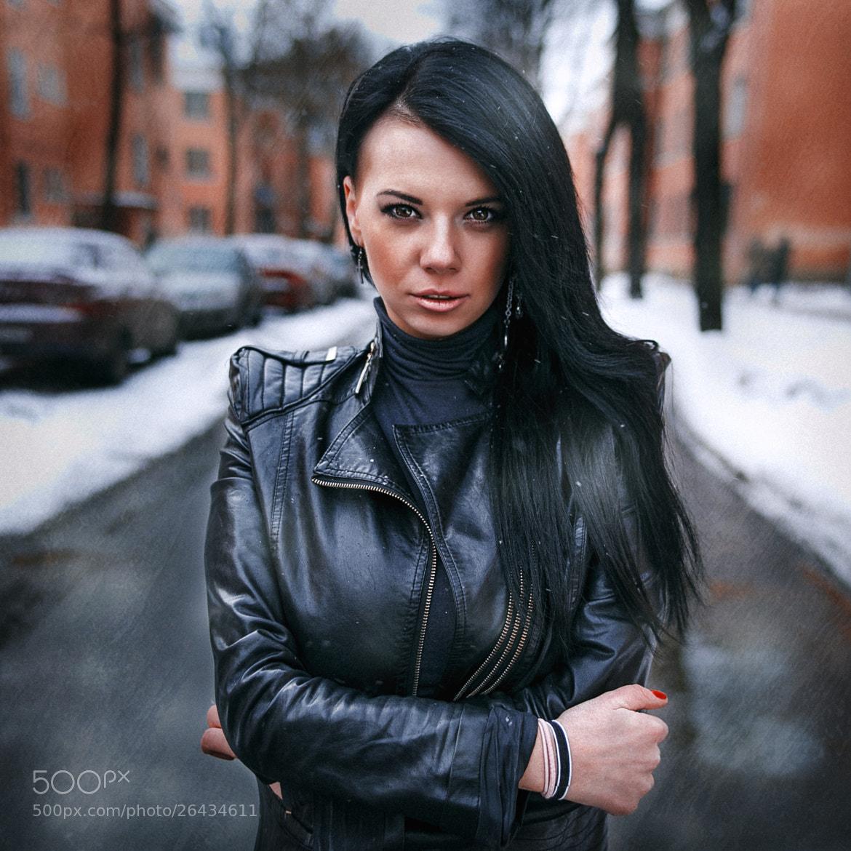 Photograph ALINA by Anna Peklova on 500px