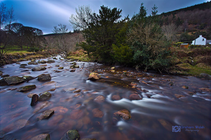 Photograph Slow Moving Water by Graham Walsh on 500px