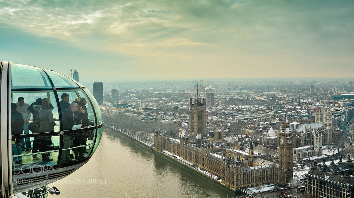 Photograph Facinated in London by Gene Krasko on 500px