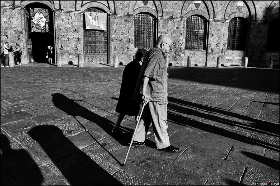 Photograph Lines and people by philippe blayo on 500px