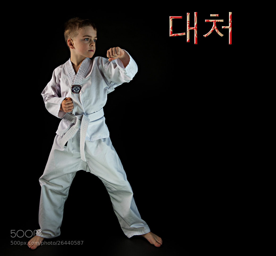 Photograph Taekwondo 2 by Ghislain Leduc on 500px