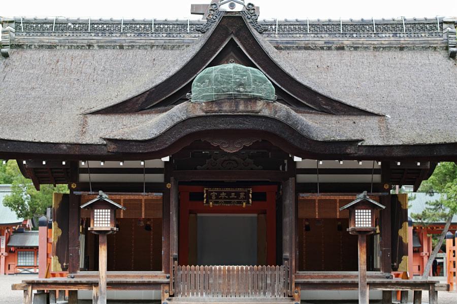500px.comのfotois youさんによるSumiyoshi Taisha Shrine, Osaka