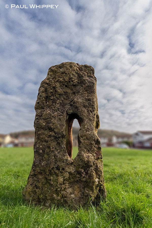Photograph Standing stone by Paul Whippey on 500px