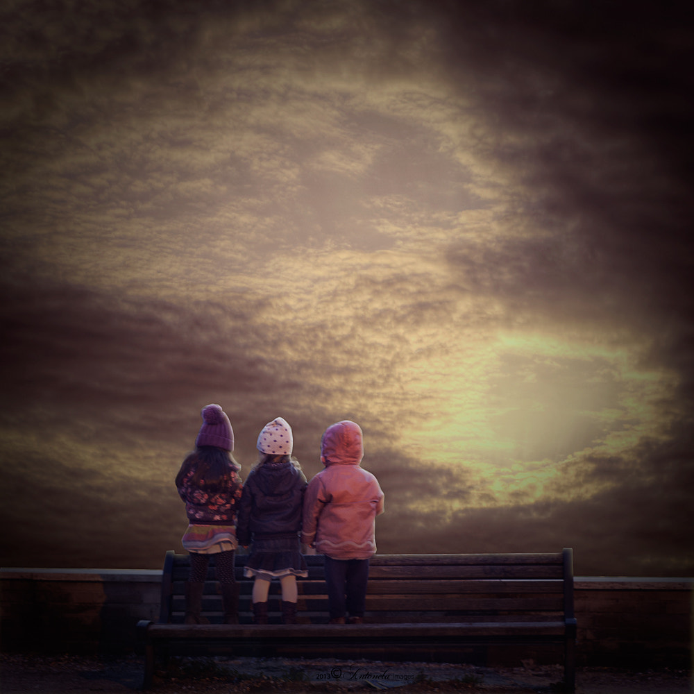 Photograph Three friends by Anto Banto on 500px