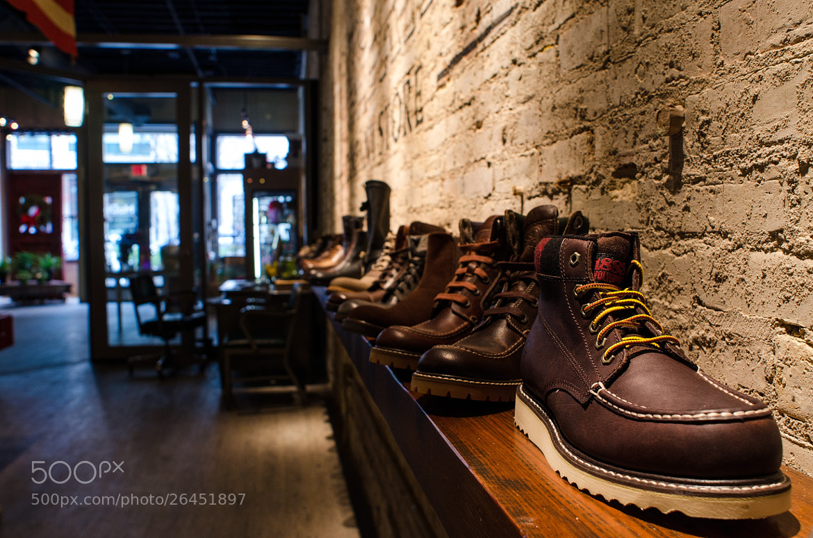 Photograph Wolverine Company Store by Jonathan D. Lopez on 500px