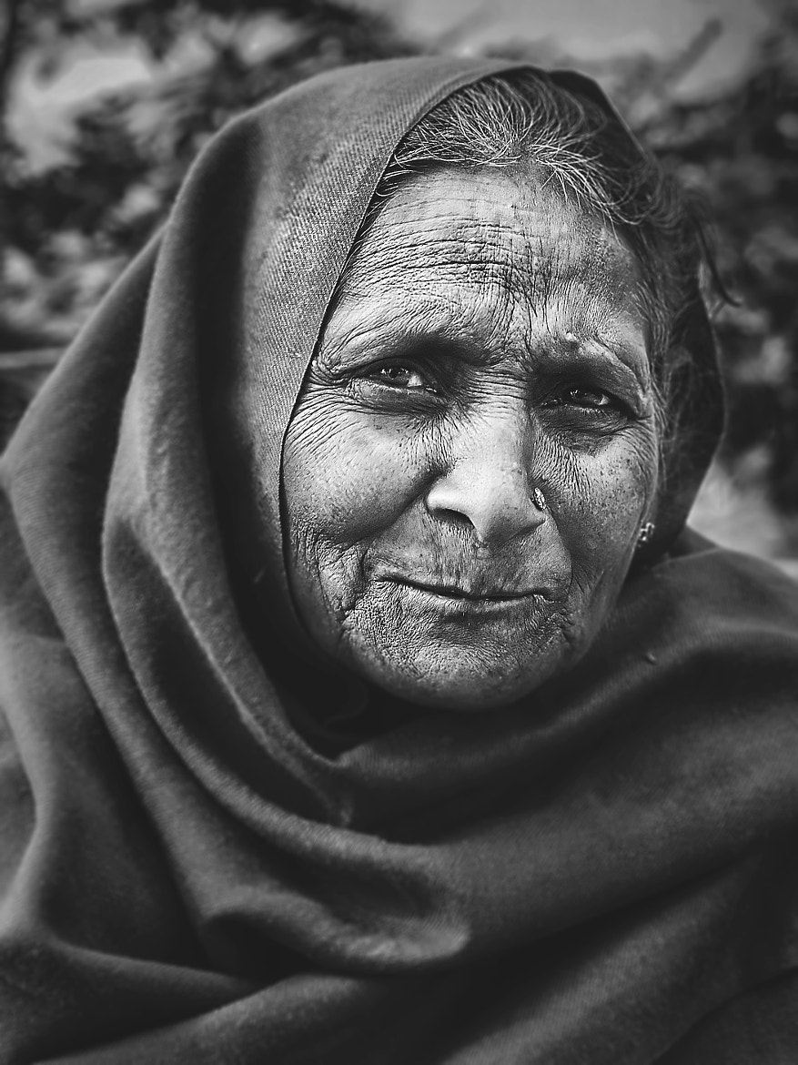 Photograph Lady from Agra by Filip Grzincic on 500px