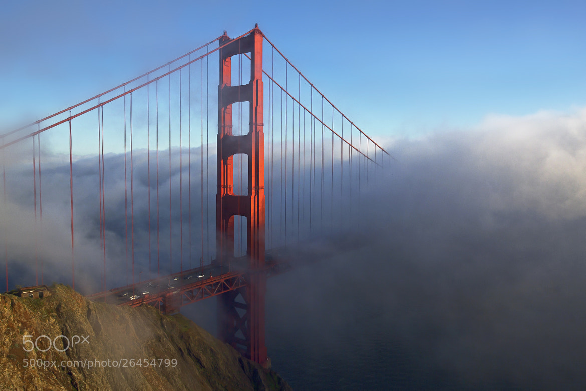 Photograph A Walk In The Clouds by Joseph Trinh on 500px