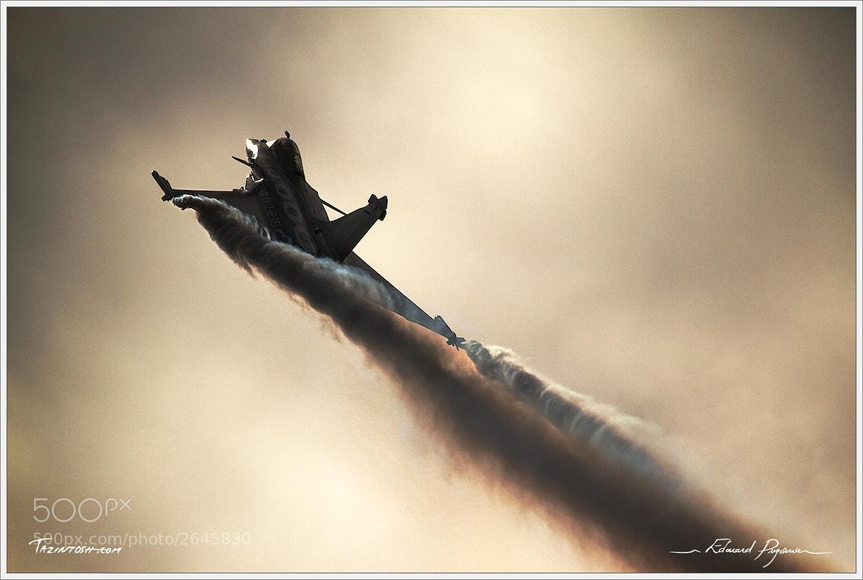 Photograph Dassault Rafale by Édouard Puginier on 500px
