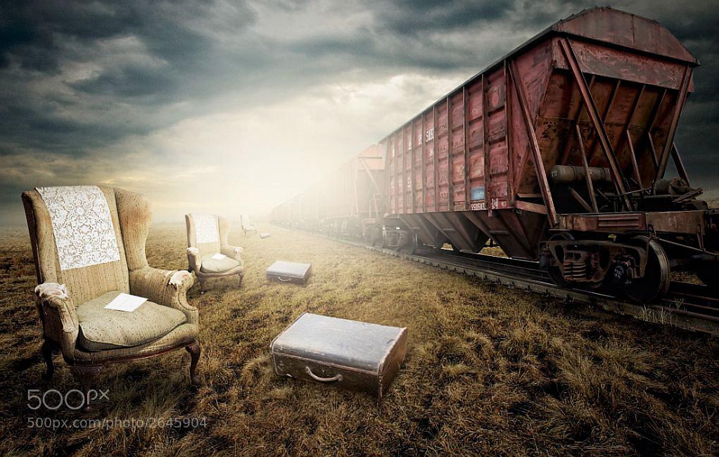 Photograph Last Voyage by Artiom Ponkratenko on 500px